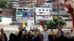 Oposición sesiona en el barrio popular más grande de Caracas - Noticias de julio borges