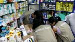 Centro de Lima: Digemid incautó 2 toneladas de medicina bamba - Noticias de signe bengtsson korss