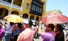 Esta madrugada hizo más calor en Lima que en la selva