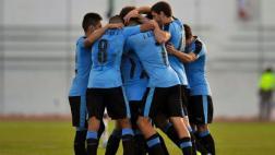Uruguay goleó 3-0 a Bolivia por el Sudamericano Sub 20