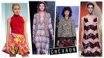 Moda a Rayas: con efecto visual - Noticias de chevron