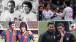 Estrellas del fútbol mundial que jugaron con peruanos [FOTOS] - Noticias de villa los reyes