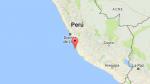 Sismo de 5,1 grados se registró en Ica - Noticias de temblor