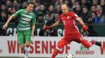 Con Pizarro lesionado: W. Bremen perdió 2-1 ante Bayern Múnich - Noticias de david alaba