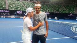 Cómo es la personalidad y la manera de entrenarse de Federer