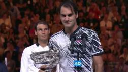 El mensaje de Roger Federer a Nadal que el español no olvidará