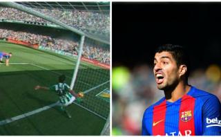 Barcelona y el gol legítimo no cobrado ante Real Betis [VIDEO]