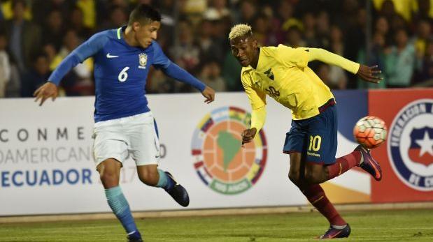 Ecuador vs. Brasil: esta noche por Hexagonal del Sudamericano