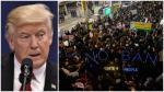 EE.UU.: Así protestan en aeropuertos por veto a musulmanes - Noticias de john green