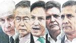 La carga pasada de los ex presidentes del Perú [INFORME] - Noticias de francisco morales bermudez