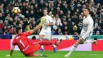 Cristiano Ronaldo anotó el segundo del Madrid picando el balón - Noticias de inigo martinez