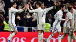 Real Madrid goleó 3-0 a la Real Sociedad por la Liga Santander - Noticias de real madrid sergio ramos