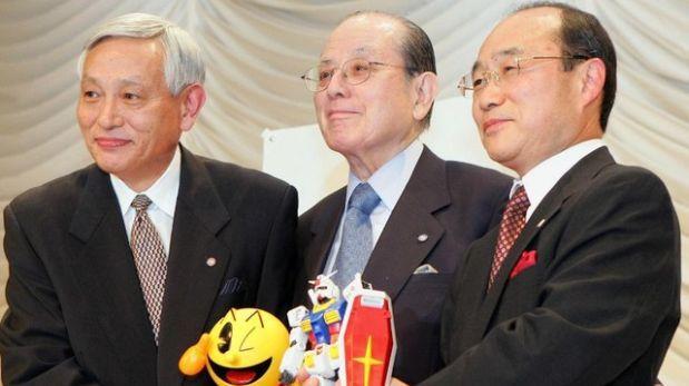 """Fallece Masaya Nakamura, el padre de """"Pac-Man"""""""
