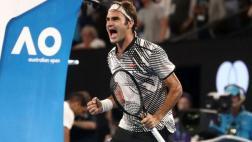 Roger Federer regresó al Top 10 tras ganar el Australian Open