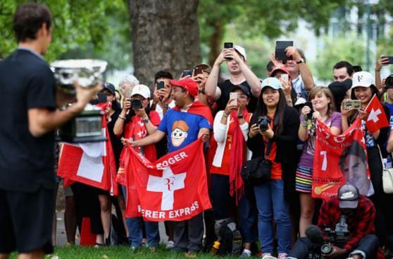 Roger Federer: el día después de hacer historia en Australia