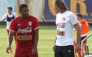Selección: ¿Gareca descartó a Farfán para próxima fecha doble?
