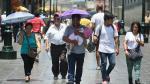 Sensación térmica en Lima superó los 35 grados - Noticias de abraham levy