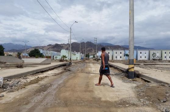 Historia de dos urbanizaciones afectadas por los huaicos en Ica