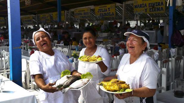 Cebicheras de Ancón: adorna mi comedor con tu presencia