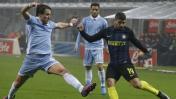 Inter de Milán eliminado de Copa Italia: perdió 2-1 ante Lazio