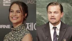 Oscar: DiCaprio y Alicia Vikander entre los presentadores