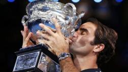 Roger Federer, el hombre récord del tenis está vigente [VIDEO]