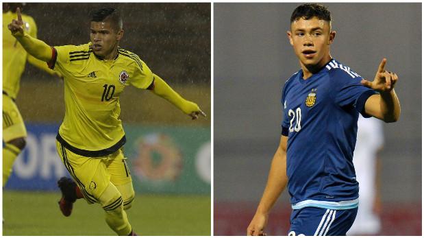 Colombia Sub 20 Contra Uruguay Sub 20: Colombia Vs Argentina EN VIVO ONLINE Y DIRECTO Por