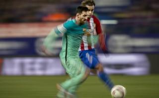 Copa del Rey: postales del duelo entre el Barcelona y Atlético
