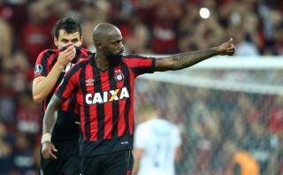 Atlético Paranaense venció 1-0 a Millonarios por Libertadores