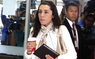 Juez negó a Rocío Calderón permiso de viaje por vacaciones