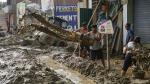 Así luce Huachipa tras devastador desborde del río Huaycoloro - Noticias de juan barros
