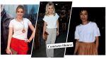 Prenda versátil: Opciones para llevar una camiseta blanca - Noticias de marlon brando