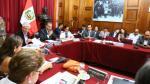 Consultarán con Constitución acciones ante negativa de fiscalía - Noticias de ricardo uceda