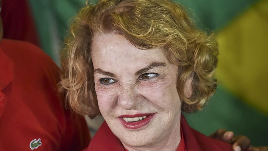 Falleció la esposa de Lula: Ella era Marisa Leticia Rocco