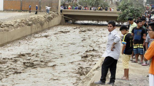 San Juan de Lurigancho: reportan nuevo huaico en Jicamarca