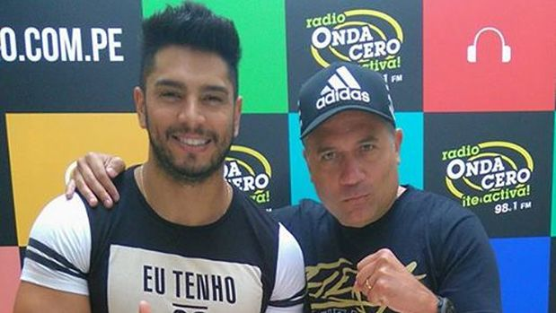 Rafael Cardozo y Mathías Brivio.