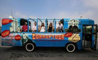 Corruptour: México ofrece el tour de la corrupción