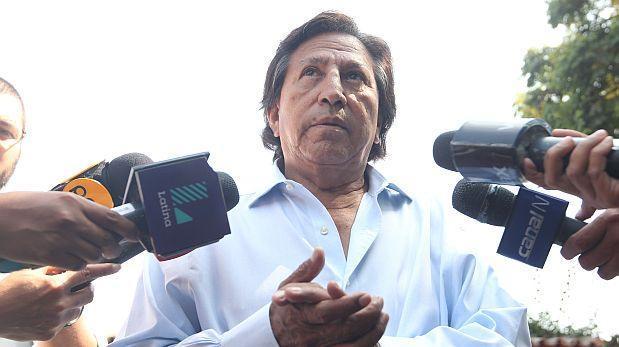 Allanaron la mansión del expresidente Alejandro Toledo — Perú