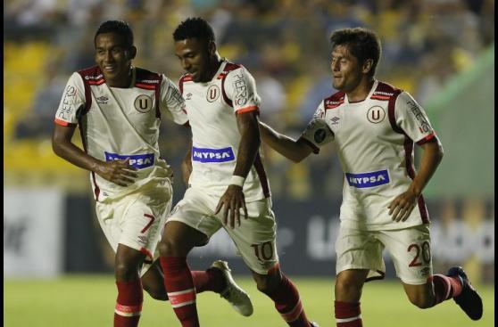 Universitario: fotos del triunfo ante Capiatá por Libertadores