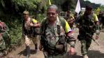 Colombia: Problemas logísticos de las FARC en zonas de desarme - Noticias de noticiero 90 segundos