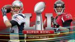 Patriots vs. Falcons: día, hora y canal del Super Bowl 2017 - Noticias de rob hedden