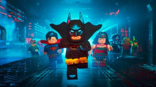 The Lego Batman Movie Un Heroe Para Armar Luces Cine El