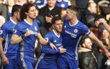 Chelsea venció 3-1 al Arsenal y es más líder que nunca