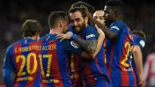 Barcelona ganó 3-0 al Athletic por fecha 21 de Liga Española