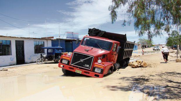 Piura es otra de las regiones que ha sufrido los daños más graves. (Foto: Ralph Zapata)