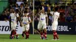 Universitario venció 3-1 a Capiatá por la Copa Libertadores - Noticias de roberto giordano