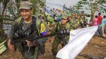 El paso irreversible hacia la paz de las FARC [FOTOS] - Noticias de unicef