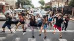 La La Land: alumnos de Vania Masías recrean escena de baile - Noticias de mary poppins