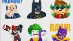 Facebook presentó colección de pegatinas del Batman de Lego - Noticias de alfred pennyworth