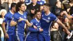 Chelsea venció 3-1 al Arsenal y es más líder que nunca - Noticias de olivier giroud